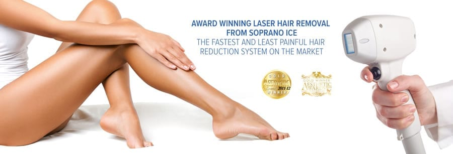 Soprano Ice Platinum Laser Hair Removal Covent Garden Aesthetic London